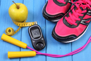 Activity Gear and Glucose Monitor