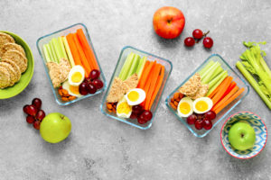 Healthy Lunch Portions