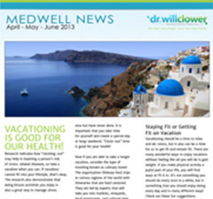 Mediterranean Wellness Online Newsletter