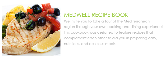 Medwell Recipe Book