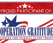 Support Operation Gratitude Logo