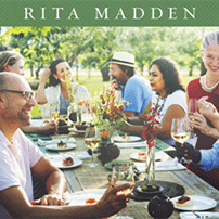 Rita Madden - Food, Faith, and, Fasting - A Secret Journey To Better Health